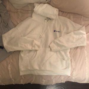 Champion sweatshirt (white)